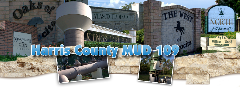 Harris County MUD 109